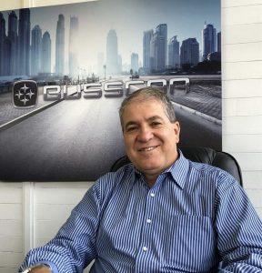 Diretor Comercial Paulo Corso